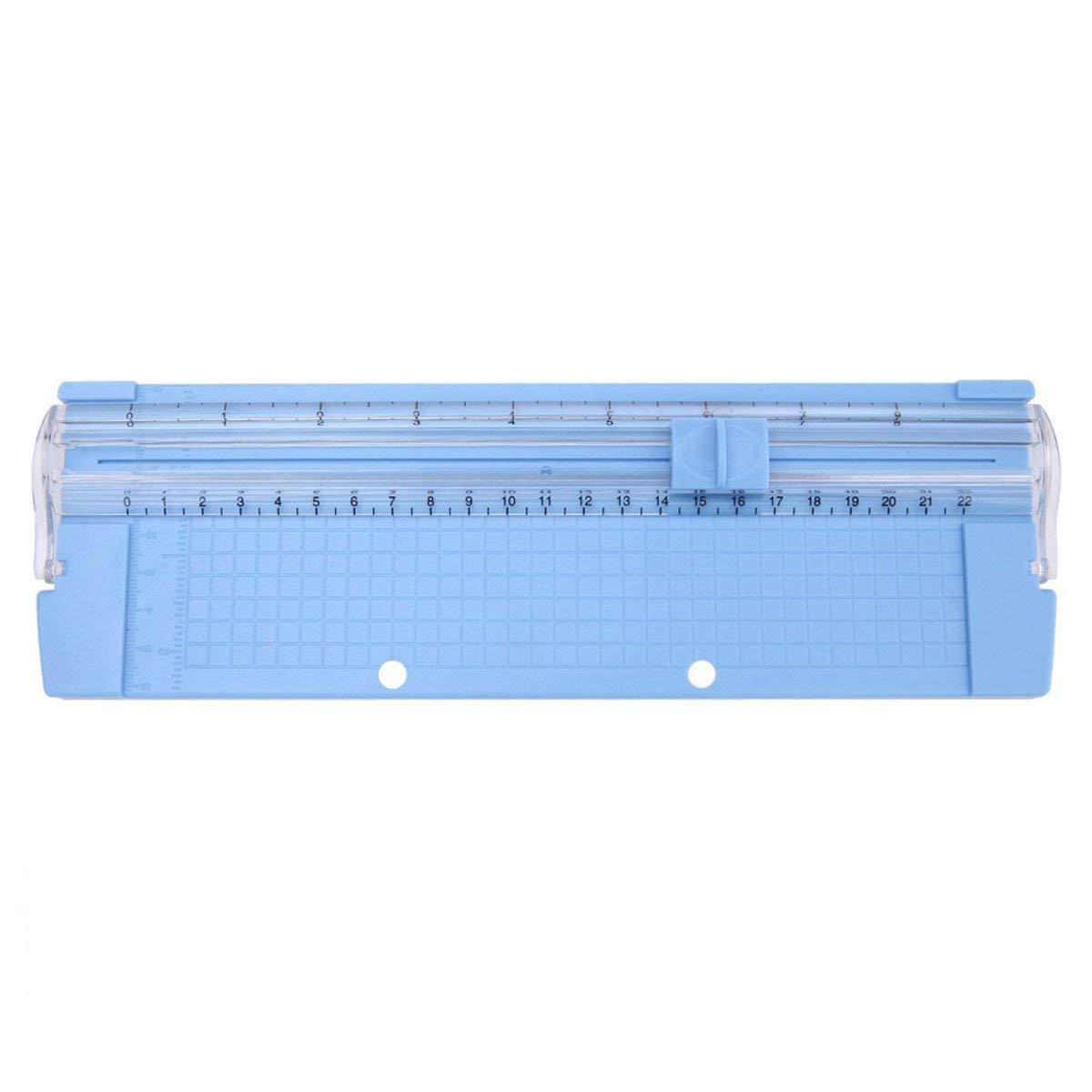 A4/A5 Portable Paper Trimmer Cutter Scrapbooking Tool Lightweight Precision Paper Photo Cutting Office Machine