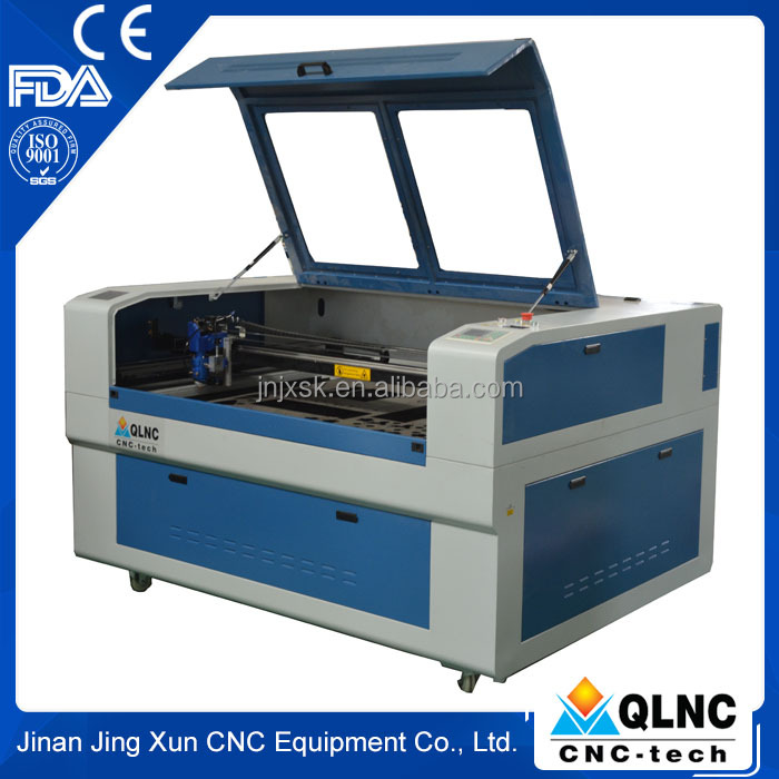 fast delivery 150w 180w laser wood and laser metal cutting machine