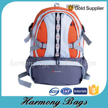 New custom polyester sport hiking promotional backpack