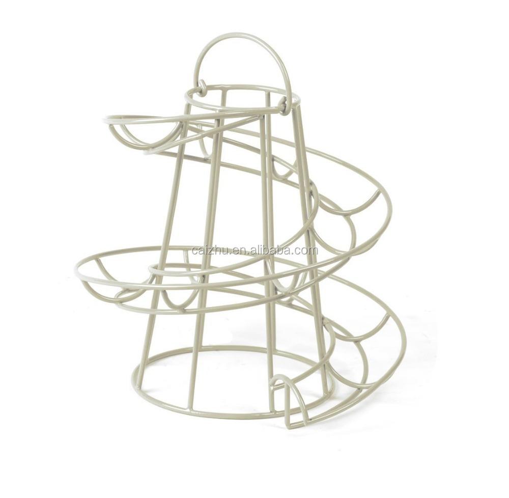 Chicken Metal Wire Egg Basket - Buy Metal Egg Basket,Egg Baskets,Egg ...
