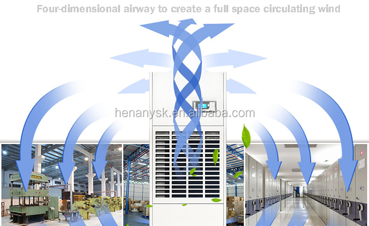 Electrostatic Industrsial Dorosin Japan Compressor Basement Dehumidifier