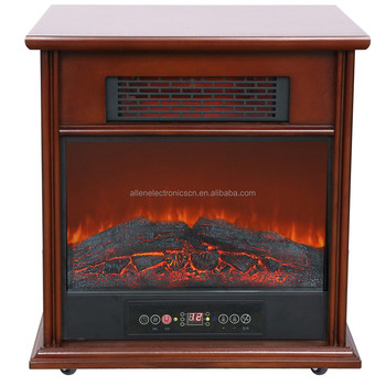 hanging insert powerheat flush in infrared trim electric quartz s fireplace with mount heater wall kit