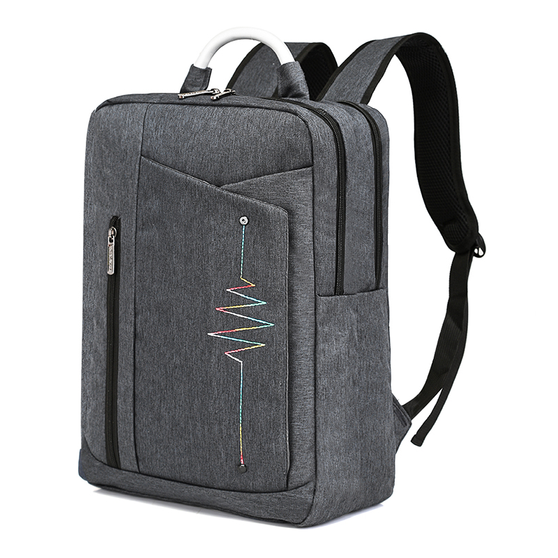 Cyshmily USB Backpacks <strong>School</strong> Men's Casual Travel Backpack Computer Bag Student Bag