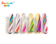 Top Quality Custom Long Mixed Color Twisted Eraser