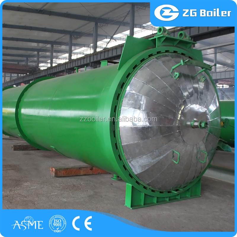 quicly build horizontal autoclave manufacturer in kolkata