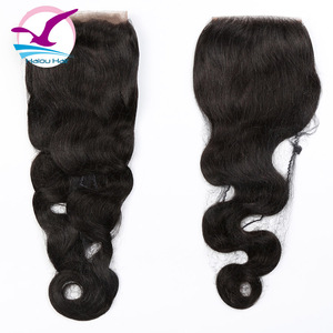 Cuticed Aligned Human Hair Extensions