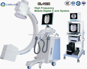 New High frequency Mobile digital surgical fluoroscopy x ray C-arm X-ray Machine