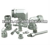 Compression, flare, brazed or welded hydraulic fittings