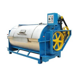 professional and industrial raw wool cashmere washing machine production line wool scouring machine with ce