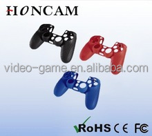 Waterproof custom silicone skin case for ps4 controller