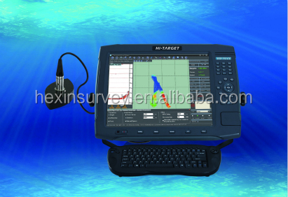 "High quality Hi-target HD-MAX equipped with 17""large-size screen echo sounder with gps for sale"