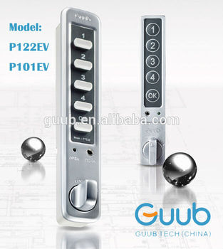 Digital Keyless Gun Cabinet Magnetic Lock Electronic Cabinet Lock