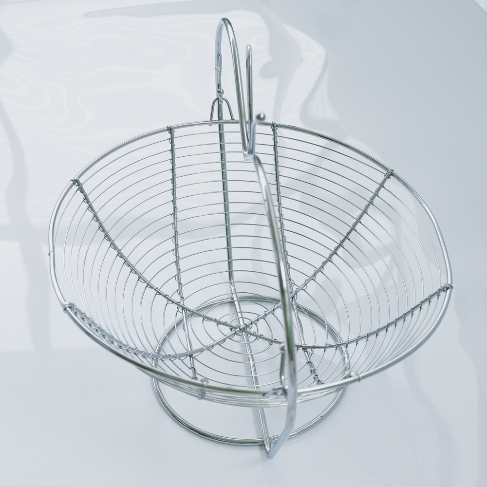 Stainless Steel Hanging Fruit Basket, Stainless Steel Hanging Fruit ...