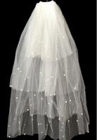 Cheap Wedding Accessories Bridal Wedding Veils Classic Modern Elegant Veil for Bride