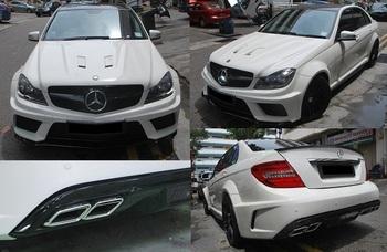 C63 Amg Black Series For Sale >> Mercedes W204 C63 Amg Black Series Sedan 4 Door Full Widebody Kit Buy W204 C63 Amg Black Series Widebody Product On Alibaba Com