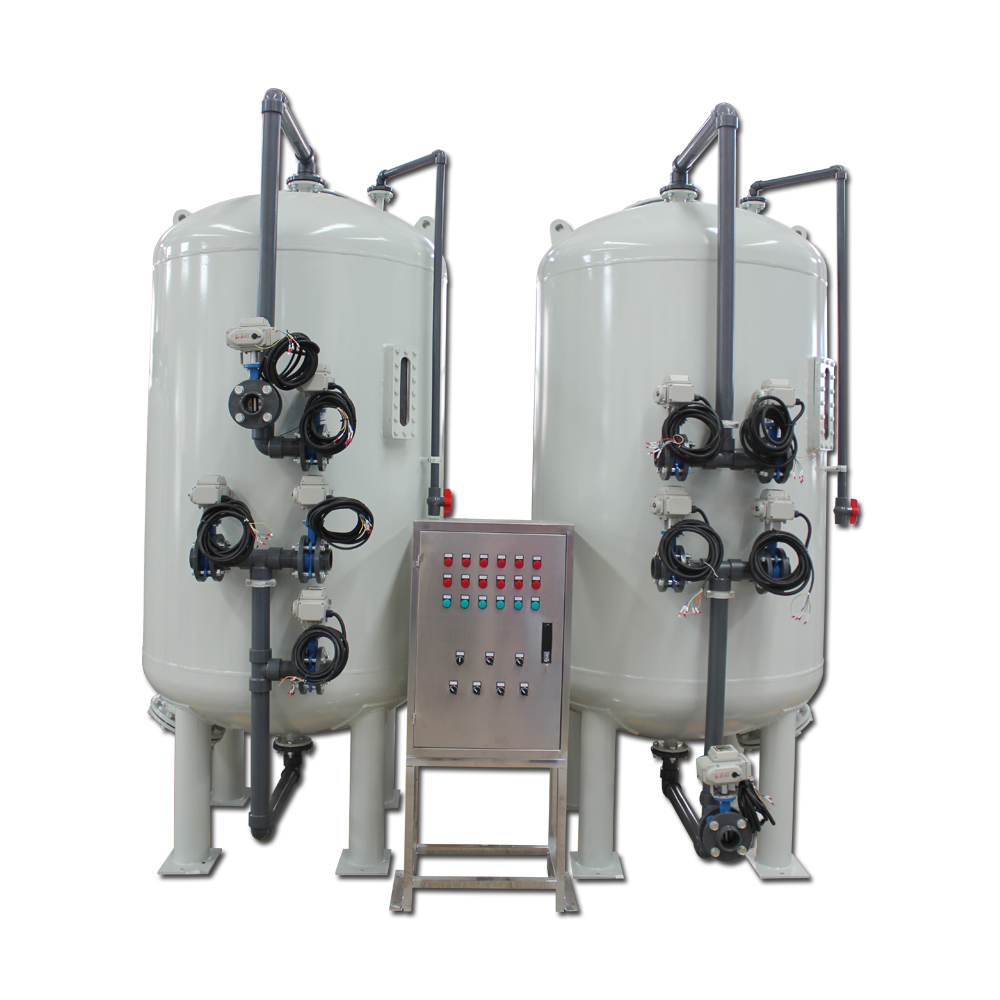 Industrial Coconut Shell Activated Carbon Filter Vessel For Water Pretreatment