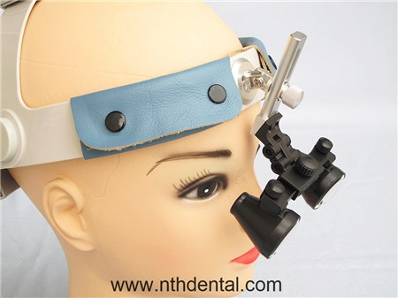 Dental Surgical Binocular Headband Loupe / Magnifier 2.5X (Optional multiples : 2x 3x 3.5x 4x 5x 6x )