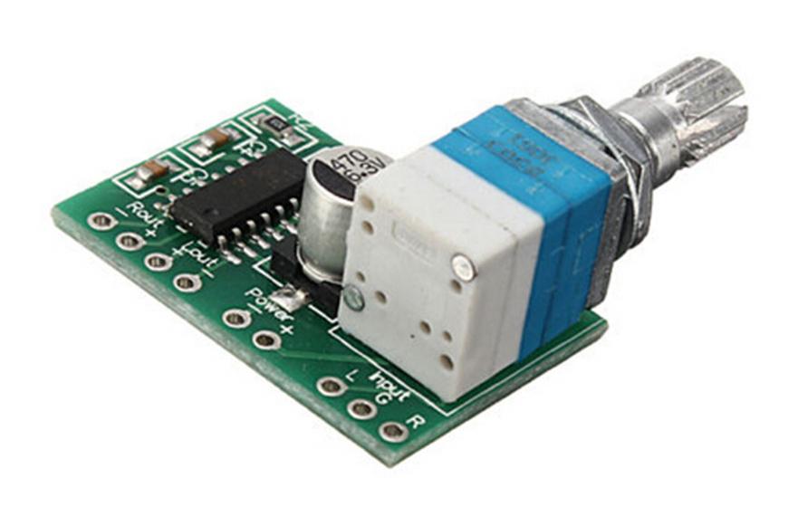 Mini pam8403 5v digitali scheda di amplificazione con - Interruttore sonoro ...