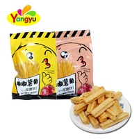 Fried Products Chinese Snack Crispy Potato Chips
