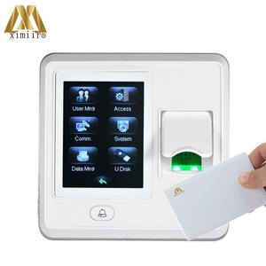 ZK SF300 Fingerprint/ Card Access Control Fingerprint Device &Time Attendance &Fingerprint Biometric Access Control System