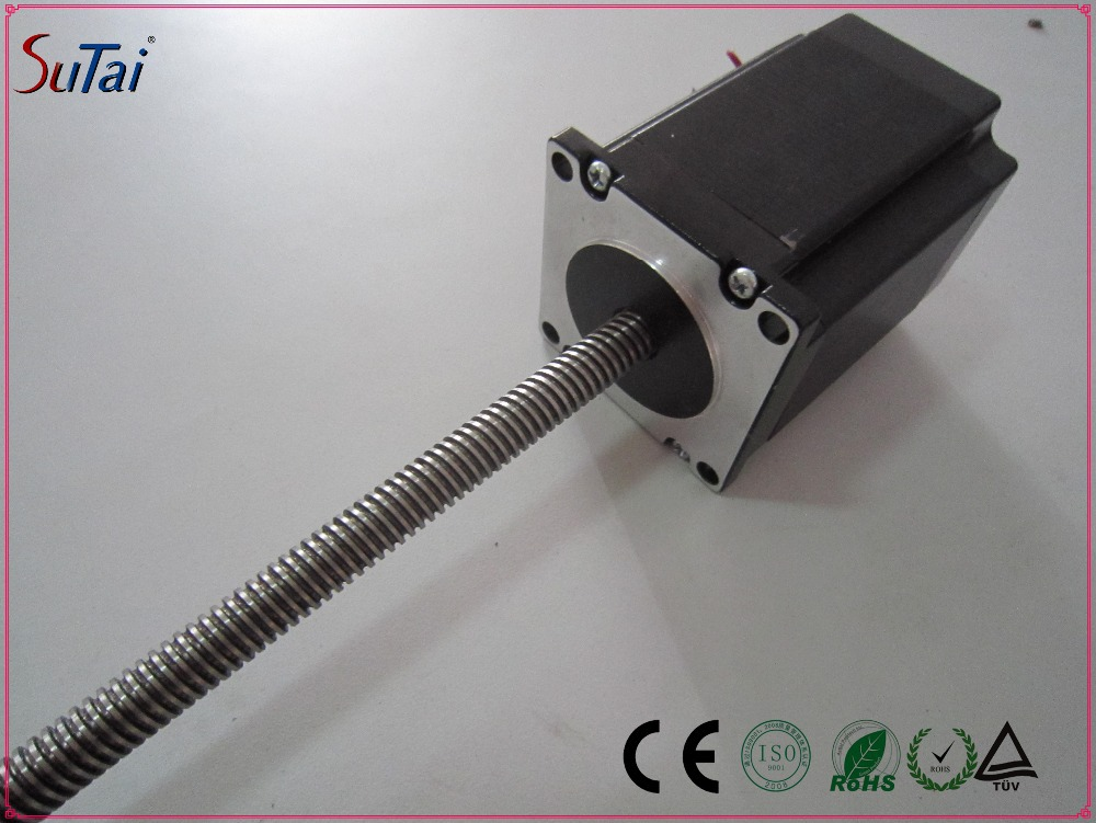China Supplier Linear Actuator 2 Phase Nema 23 Linear