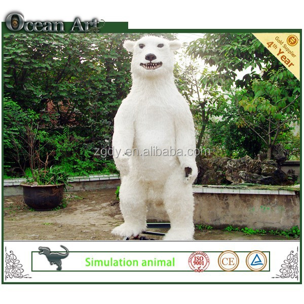 Cheap life size realistic plastic animals
