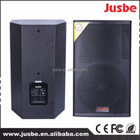 factory wholesale 8/10/12/15/18 inch speaker sound system for hall ohm dj speakers
