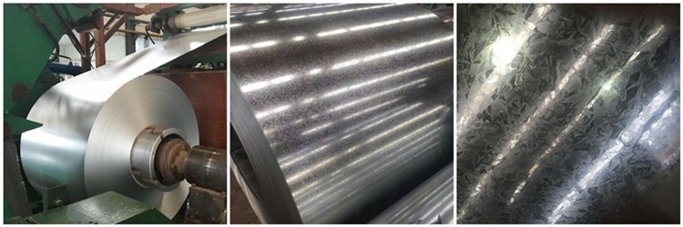 DX51D Z100 Price Hot Dipped Galvanized Steel Coil GI Iron Aluminium From Shandong