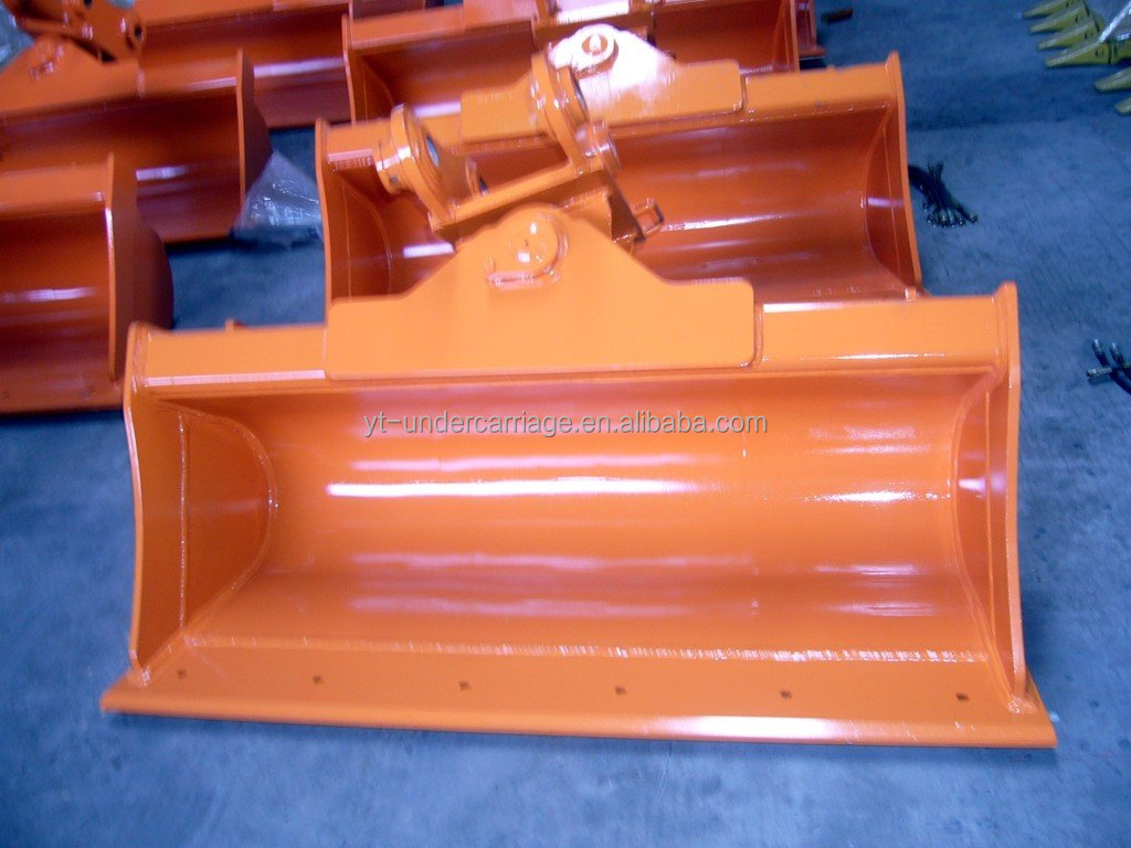 wheeled loader bucket for pc200