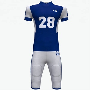College team sublimated customize american football uniform