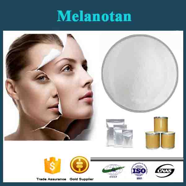 Manufacture raw powders Melanotan 2/99% Melanotan II Acetate