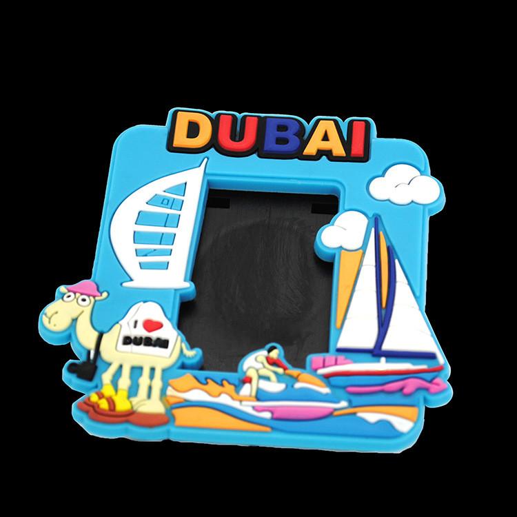 Großhandel Touristischen Souvenirs Benutzerdefinierte Dubai 3d Weich ...