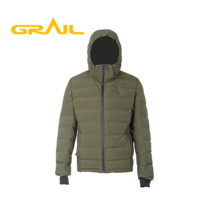 Made in china hot sale online shopping fancy duck down parka jacket for men