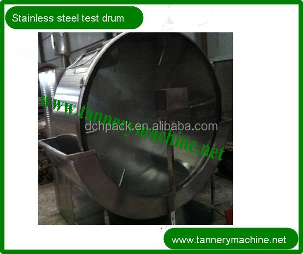 Leather process 200l steel drum