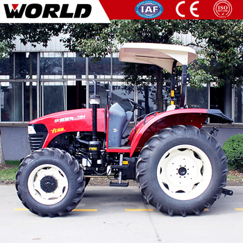 World Brand China Made 70hp 4wd Best Selling Agricultural
