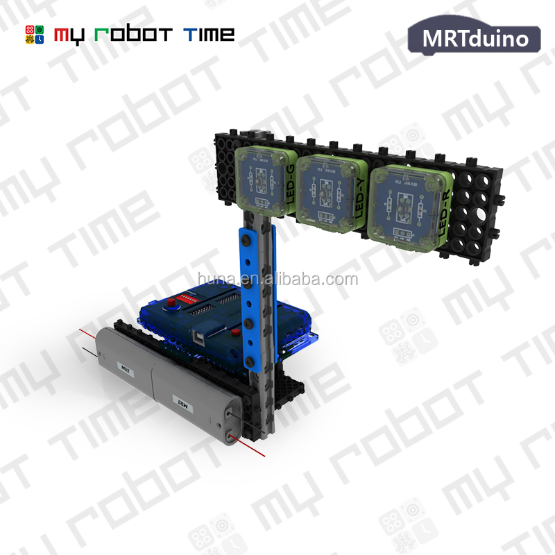 Mrtduino Scratch Arduino Programable Robot Kit For Different Age Students -  Buy Programable Robot Kit,Arduino Program,Arduino Robot Kit Product on