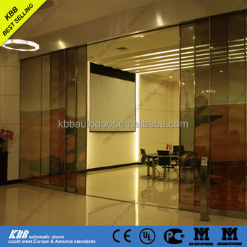 The Largest Telescopic Slding Door With 4 Meters High And