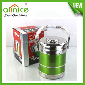 Thermos Stainless Steel Food Containerhot Box For Food Storage