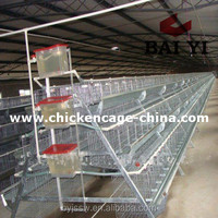 Price cages laying hens/chicken coop for laying hens