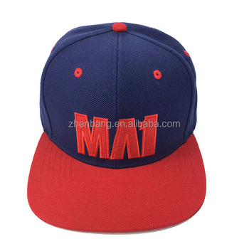 b4322424690 China factory custom embroidery print caps   customized snapback hats    mens baseball caps