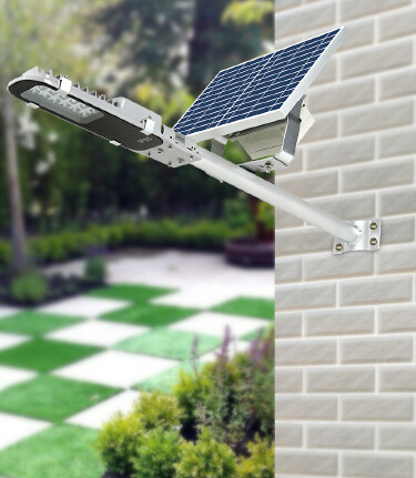 Good price high quality street light 12leds solar outdoor light