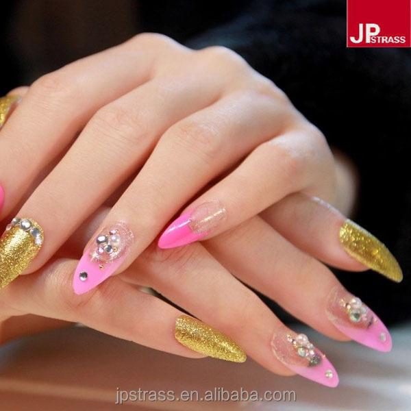 Modern Design Jewelry Nail Art Sticker,Jp Strass Rhinestone ...