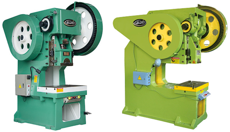 mechanical power press machine electric sheet metal hole punching machine