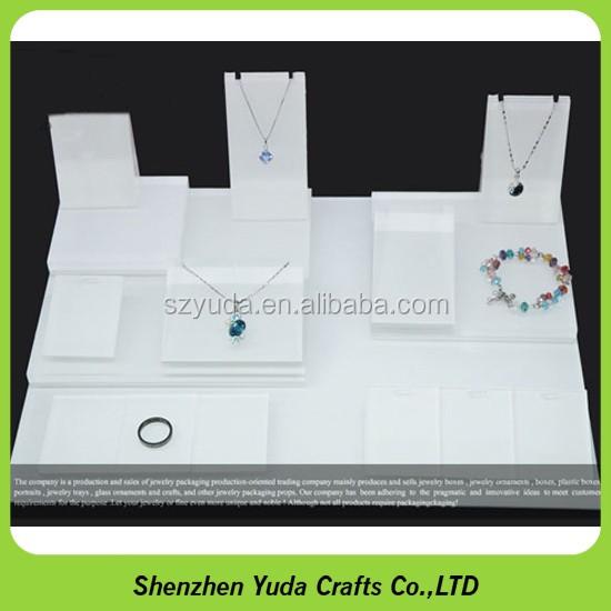 Bracelets And Necklace Holder Rack Mdf Display Panels Solid ...