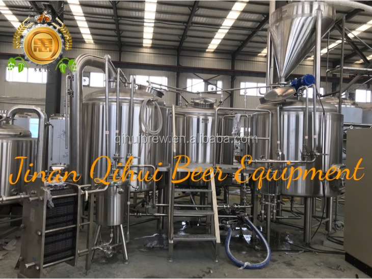 Beer brewery plant 2000L craft beer equipment for sale