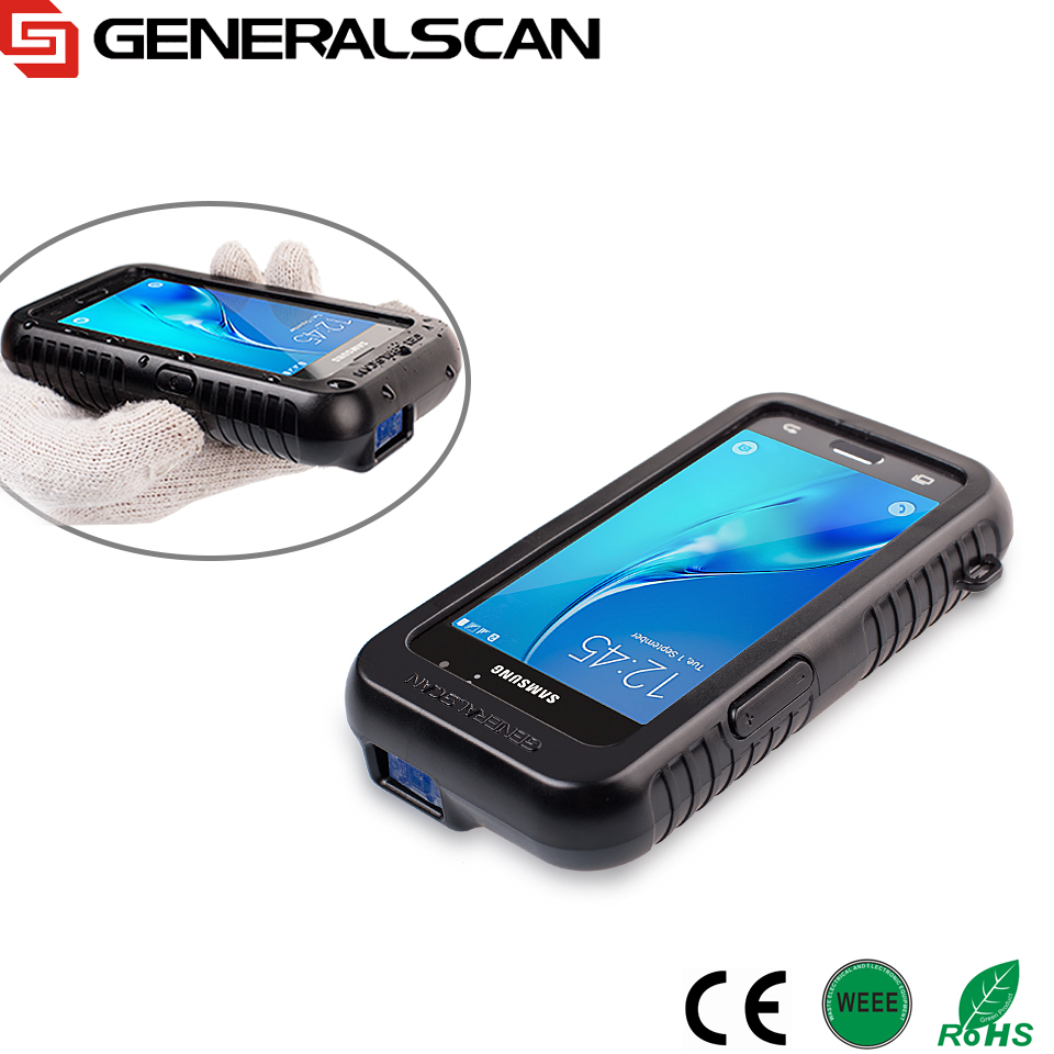 Office Electronics Provided Hot Sale Generalscan Gs Sl3000-s5 2d Imager Android Enterprise Barcode Scanning Sled For Warehouse Managent Without Phone Grade Products According To Quality
