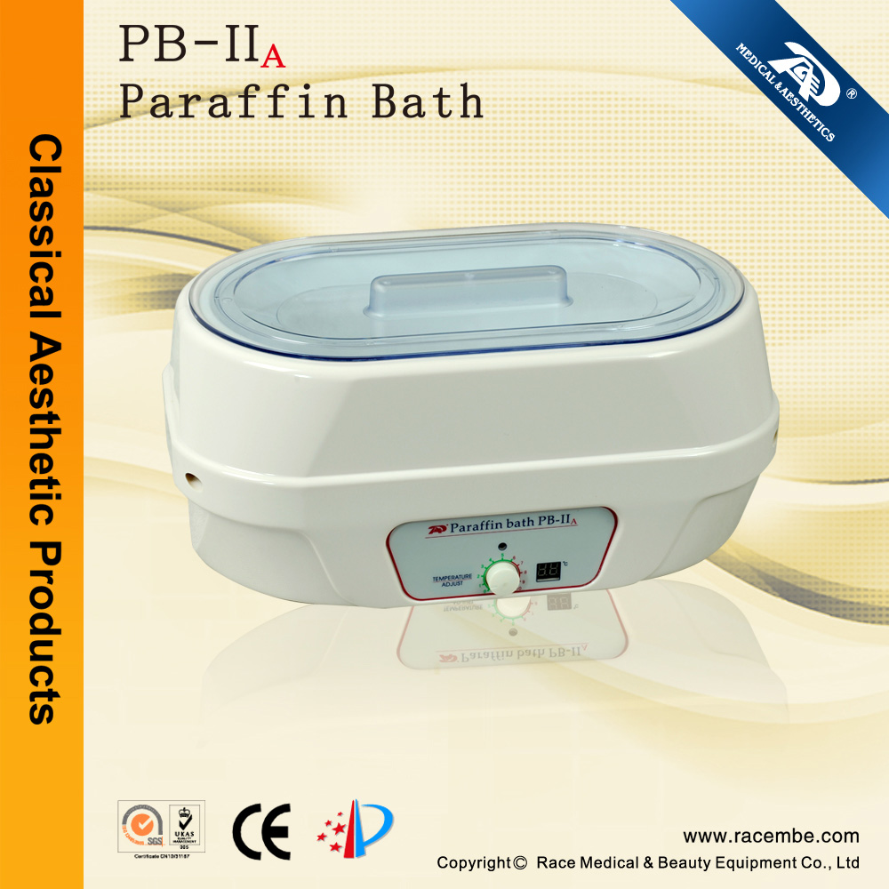 PB-IIA For face and body paraffin wax bath (CE, ISO13485)