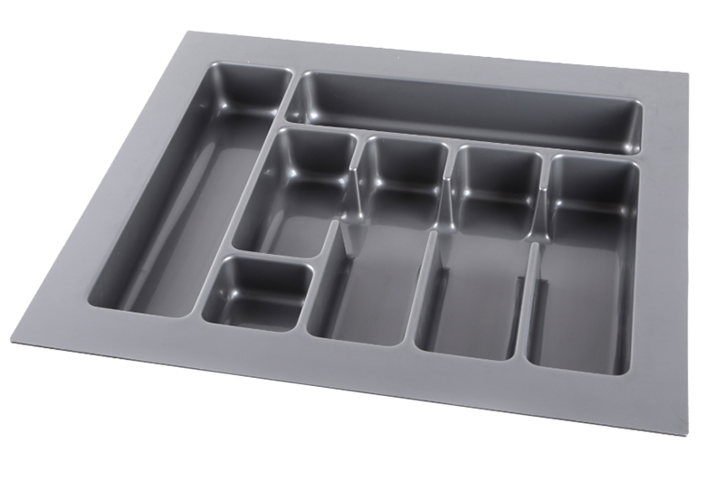Factory Direct High Quality Plastic Cutlery Tray Fast Delivery HJ-H600
