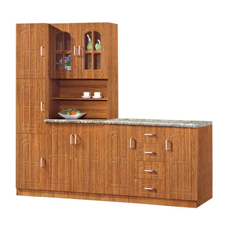 Pvc Kitchen Cabinet Doors: China Factory Pvc Kitchen Cabinet Door For Home Kitchen