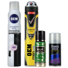 china manufacturer Body Spray Deodorant